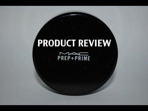 Prep + Prime Transparent Finishing Powder by MAC #8