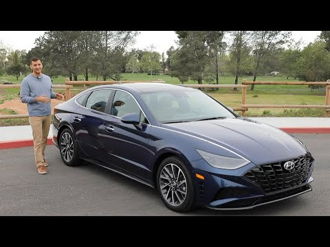 2020 Hyundai Sonata Test Drive and Review