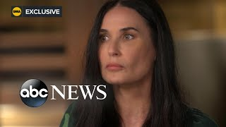 Demi Moore Recalls How Seizure At Party Marked A Turning Point L ABC News L Part 3/3