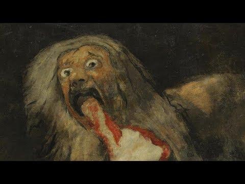 Nejděsivější malba všech dob