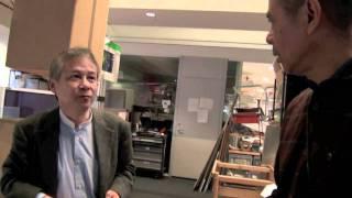 「MIT石井裕先生の研究室。」03ほぼ日刊イトイ新聞