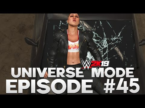 WWE 2K19 | Universe Mode - 'THE UNSTOPPABLE DUO!' | #45