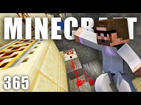 TRABLE S HOPPERY... | Minecraft Let's Play #365 [krátká verze]