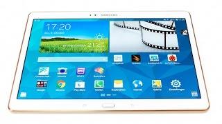 Samsung Galaxy Tab S 10.5 - Ultradünnes Tablet im Test [Deutsch]