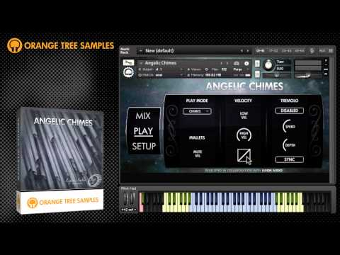 Video for Angelic Chimes - Product Walkthrough