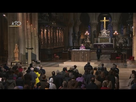Messe du 17 mars 2017