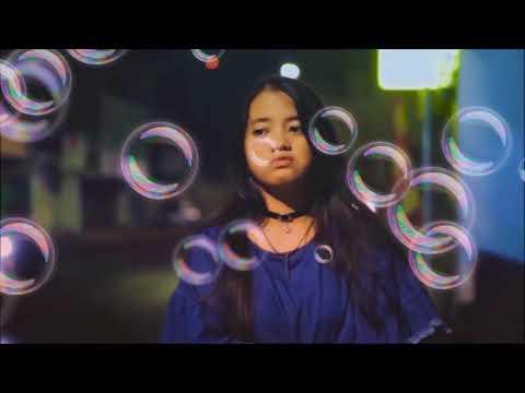 Hanin Dhiya - Asmara Terbuang (Lyrics Video)