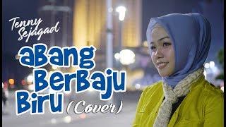 BALASAN Adek Berjilbab Ungu - Tenny Amelia Putri - Abang Baju Biru (Video Cover)