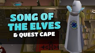 osrs song of the elves stream - TH-Clip