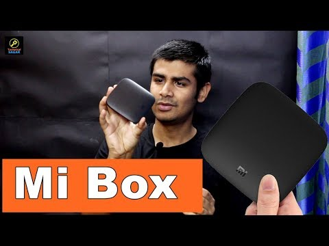 Xiaomi Mi Box 4K HD Smart TV Box Review