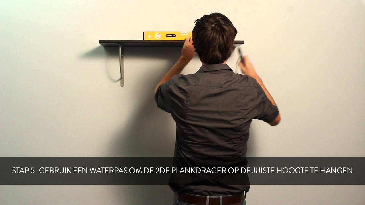 HOW TO: Duraline plankdrager monteren