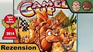 Camel Up (Spiel des Jahres 2014)- Brettspiel - Spiel - Board Game - Review #23