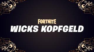 Fortnite X John Wick: Wicks Kopfgeld – Trailer