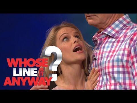 Náhradní hlas: Rande vlkodlaků - Whose Line Is It Anyway?