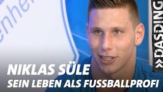 Niklas Süle - Sein Neues Leben Als Fußballprofi In Der Bundesliga | DASDING