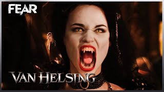 Draculas Masquerade Ball | Van Helsing (2004)