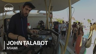 Descargar canciones de John Talabot Boiler Room Miami DJ Set MP3 gratis