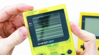 GameBoy Light Screen Replacement!