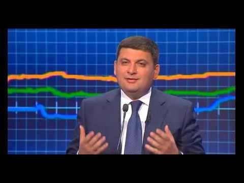 Гройсман: оппозиционер Вилкул сам пишет меморандумы, чтобы пугать людей