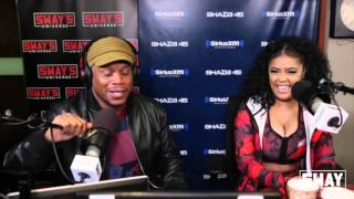 Sway's Universe - Nitty Scott Elaborates on Sexism in Hip-Hop, Building her Brand + Kicks a Dope Acapella Freestyle!