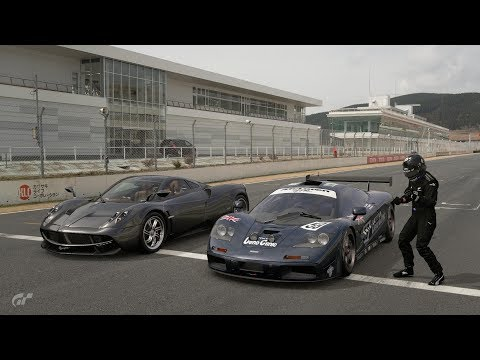 Gran Turismo Sport Update 1.34, Cars, VR & daily races 05/03/19