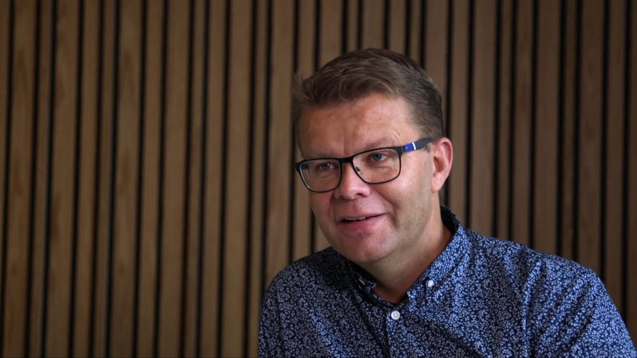 Ulrik - Projektchef på landets største trafikprojekter