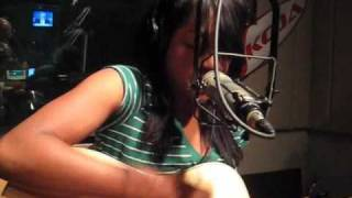 "Angel Taylor: ""Make Me Believe"" at 103.1 KCDA"