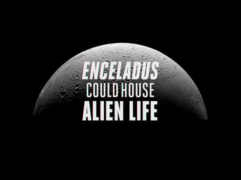 Saturn's moon Enceladus could house alien life