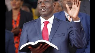 DP Ruto expected in West Pokot to re-open the Chesogon border market in a bid to achieve peace