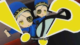 Persona Q2: New Cinema Labyrinth [3DS] - Kamoshidaman 2nd