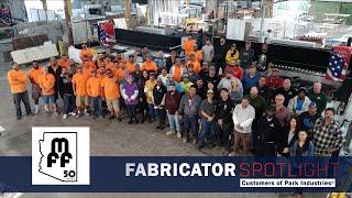Fabricator Spotlight: Mesa Fully Formed (AZ)
