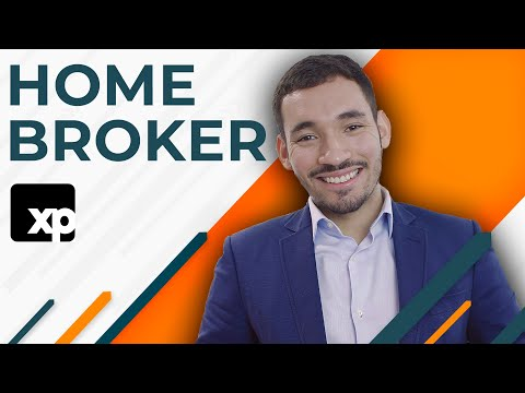 Como USAR o HOME BROKER da XP