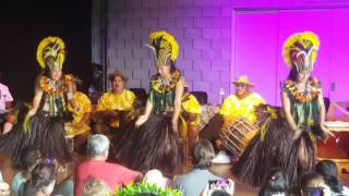 Drum Line at Te Oro, Auckland, NZ- Tahiti Ia Ora Performing Video3