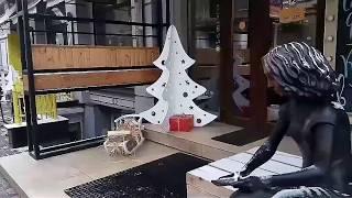 Декорации праздника! Holiday decorations!
