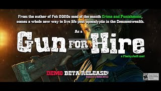 Painterly Fusion - Gun For Hire Demo - Ken's Lousy Gameplay