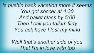 Joe Nichols - Another Side Of You Lyrics
