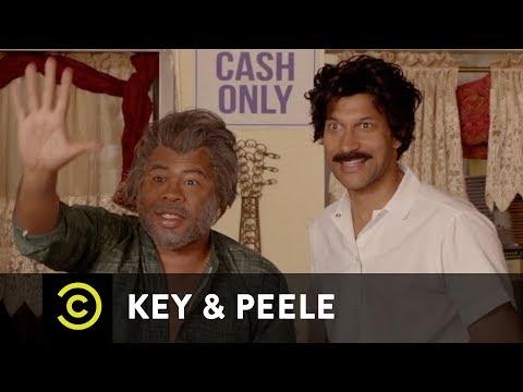 Makedonská kavárna - Key & Peele