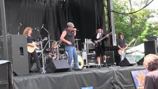 "Gettysburg Bike Week 2013, ACDC tribute band ""BIG JACK""--- Dirty Deeds"