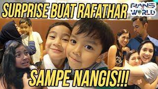 SEPUPU PADA DATANG KE SINGAPORE NYUSUL RAFATHAR!! BIKIN MELOW BANGET!!! #RANSTHEWORLD