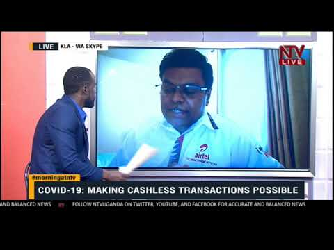 BUSINESS UPDATE: Making cashless transactions possible to combat COVID-19