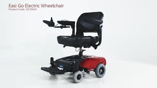 CareCo Easi Go Electric Wheelchair