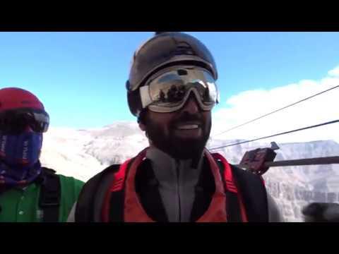 Ras Al Khaimah: eröffnet die längste Zipline der Welt