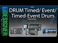 Designer: Using the Drum Instruction