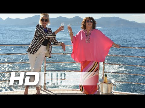 Absolutely Fabulous (Clip 'Stem Cells')