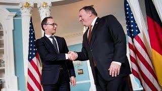 Außenminister Heiko Maas sieht Kompromiss um Iran-Abkommen noch weit entfernt