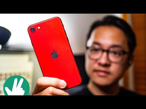 External Review Video g1OIwGXQPJ4 for Apple iPhone SE Smartphone (2nd gen, 2020)