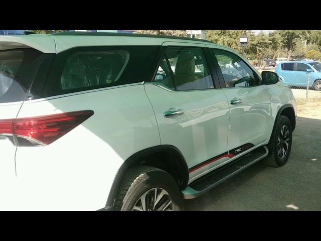 Toyota Fortuner TRD Sportivo 2020 for Sale in Islamabad