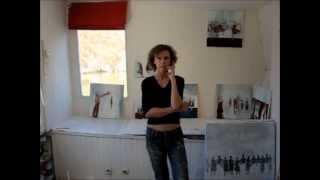 preview picture of video 'Portes Ouvertes d'atelier, 21 et 22 Mars 2015, Issy-Les-Moulineaux'