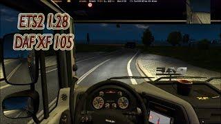 ETS2 1.28 | DAF XF 105 | Doboj - Przemysl