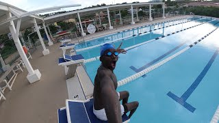 Day In The Life of A Wheelchair Swimmer